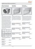 Katalog Urządzeń Systemu Rekuperacji Danfoss Air - Mir Energia - Page 6