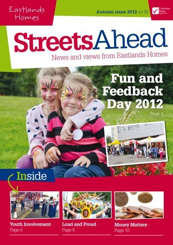 Eastlands Homes Newsletter Issue 39