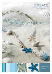 BEAUTY IS CREATED BY NATURE ... - Create Your Style