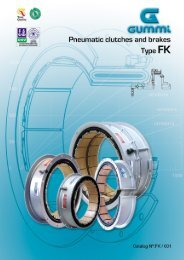 Single FK - Industrial Clutch Parts Limited