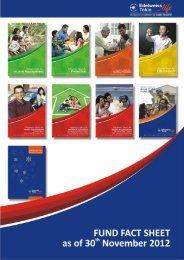 November 2012 - Edelweiss Tokio Life Insurance