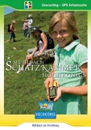 Geocaching – GPS Schatzsuche - ELMAU