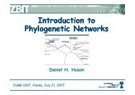 Introduction to Phylogenetic Phylogenetic Networks