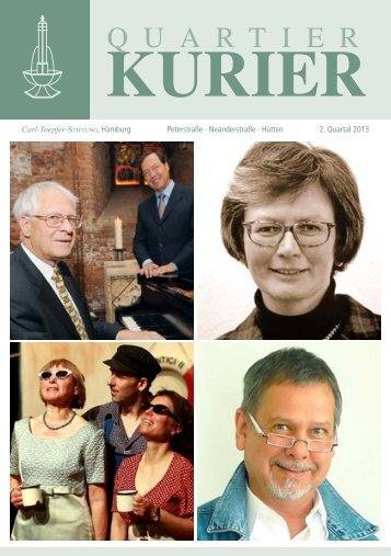2. Quartal 2013 - Carl-Toepfer-Stiftung