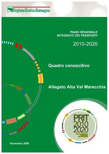 Aggiornamento Alta Val Marecchia - Mobilità - Regione Emilia ...
