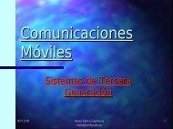 Localización de usuarios en sistemas de comunicaciones móviles