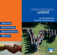 Broschüre 210 x 200, 16 Seiten e - Raiffeisenbank Grafschaft ...
