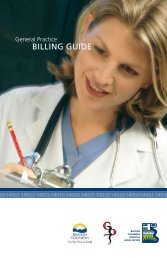 General Practice BILLING GUIDE - British Columbia Medical ...
