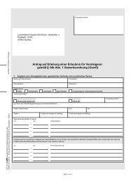 Antrag auf Erteilung einer Erlaubnis für Versteigerer gemäß § 34b ...