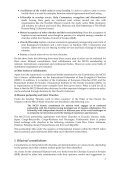 Ecumenical policy and plan of action for the Mission Covenant ... - Page 2