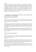 Ecumenical policy and plan of action for the Mission Covenant ... - Page 6