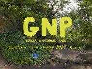 Gaujas Nacionālā Parka klasteris