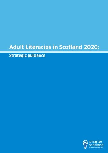 Adult Literacies in Scotland 2020 - Scottish Government