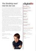 Ladda ner Digital Life i pdf här. - Digitallife.se - Page 6