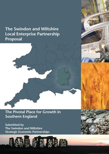 Swindon & Wiltshire LEP Submission - The Skills & Learning ...