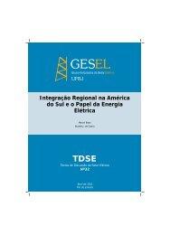 Integração Regional na América do Sul e o Papel da ... - Nuca - UFRJ