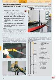 FRS ZK MS Damp Cleaning Set - Surgetek