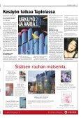 21: 27.5.2010 - Espoon seurakuntasanomat - Page 7