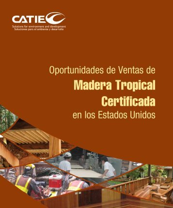 Madera Tropical Certificada - EcoNegocios Agrícolas