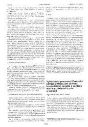 Vyšetřovací pravomoci Evropské komise a ÚHOS z pohledu ochrany ...
