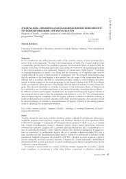 Hygiene of hands – contents analysis of curricular documents of the ...