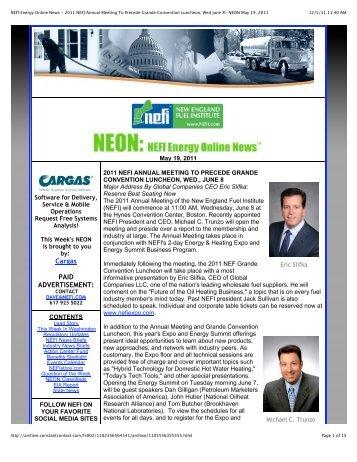 NEON May 19, 2011 - PriMedia