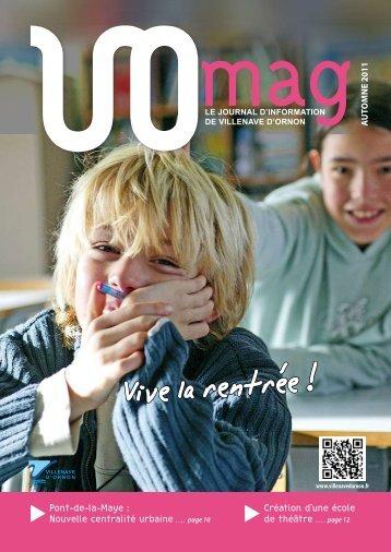 A u to m n e 2011 Pont-de-la-Maye : Nouvelle ... - Villenave d'Ornon
