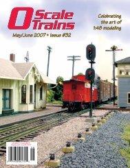 O Scale Trains Magazine Online