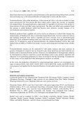 Trans-esterification of palm kernel oil and coconut oil by different ... - Page 2
