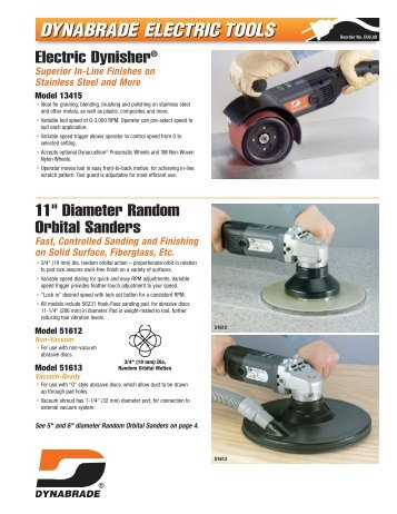 D06.09_Electric Tools Lit.qxd:Layout 1 - Dynabrade Inc.