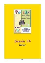 Sesión 24 Girar - Catedu
