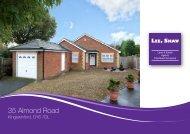 35 Almond Road - Lee Shaw Partnership