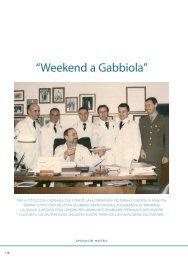 """""""Weekend a Gabbiola"""" Simona Del Mastro"""