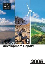 Sustainable Development Report - dzum@envis.nic.in