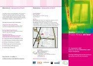 BAKA FORUM Praxis Altbau on tour - Bundesarbeitskreis ...