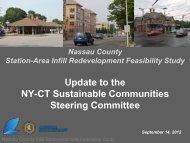 Nassau County Infill Study - Sustainable NYCT