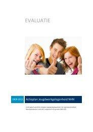 evaluatie - Regionaal Platform Arbeidsmarktbeleid Noord-Holland ...
