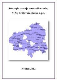 Strategie rozvoje cestovního ruchu MAS KS v pdf. - Královská Stezka