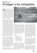 Sólo si acompañamos compasivamente a los refugiados en ... - JRS - Page 2