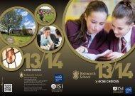 GCSE Choices Handbook - Rishworth School
