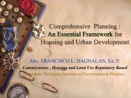 CLUP Framework - LGRC DILG 10