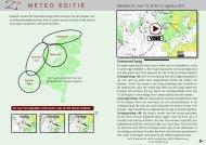 Zilt Meteo Editie - week 33 2011 - Zilt Magazine
