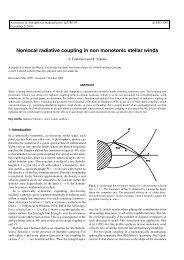 Fetch Pdf-File (proofs.pdf, 197 kB) - Astrophysik an der Universität ...