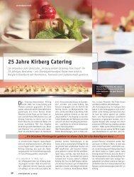 25 Jahre Kirberg Catering