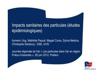 1-AymericUng (PDF de 559.5 ko) - ATMO Poitou-Charentes