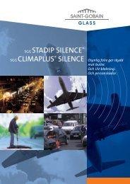 SGG STADIP SILENCE® - Emmaboda Glas