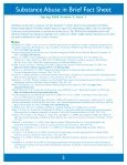 An Introduction to Mutual Support Groups for Alcohol and Drug Abuse - Page 5