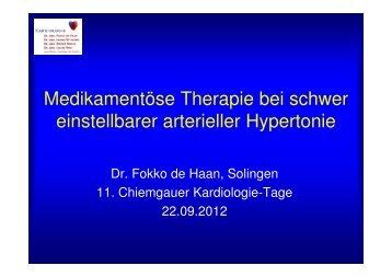 De_Haan_Medikamentoese_Therapie ... arterieller_Hypertonie