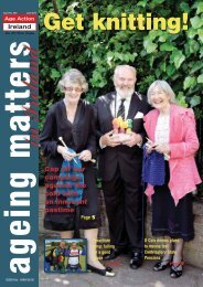 Age Matters June 2010 - CARDI