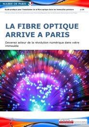 Guide pratique pour l'installation de la fibre optique